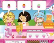 The ice cream parlour ingyen j�t�k