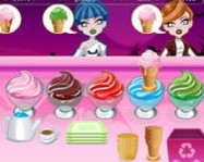 Vampire ice cream shop fagyis j�t�kok